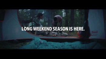 Academy Sports + Outdoors TV Spot, 'Long Weekend Season: Camping'