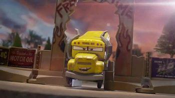 Disney Pixar Cars 3 Crazy 8 Crashers TV Spot, 'Motor Mayhem' - 554 commercial airings