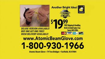 Atomic Beam Glove TV Spot, 'Palm of Your Hand' - Thumbnail 10