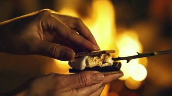 Hershey's Milk Chocolate TV Spot, 'S'mores Around the Bonfire'