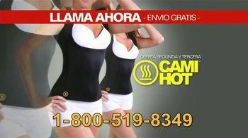 Hot Shapers Cami Hot TV Spot, 'Aplana el abdomen' [Spanish] - Thumbnail 8
