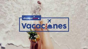 Despegar.com TV Spot, 'Vacaciones' [Spanish]