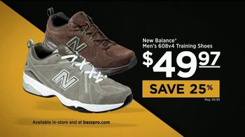 Bass Pro Shops Father's Day Sale TV Spot, 'Cooler & Training Shoes' - Thumbnail 4