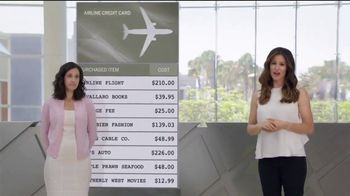 Capital One Venture TV Spot, 'Touchscreens' Featuring Jennifer Garner - Thumbnail 1