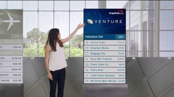 Capital One Venture TV Spot, 'Touchscreens' Featuring Jennifer Garner - Thumbnail 6