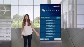 Capital One Venture TV Spot, 'Touchscreens' Featuring Jennifer Garner - Thumbnail 7