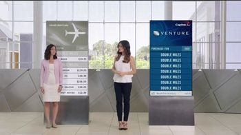 Capital One Venture TV Spot, 'Touchscreens' Featuring Jennifer Garner - Thumbnail 8