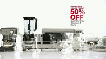Macy's One Day Sale TV Spot, 'Cooking, Bedding and Luggage' - Thumbnail 3