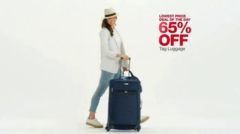 Macy's One Day Sale TV Spot, 'Cooking, Bedding and Luggage' - Thumbnail 7