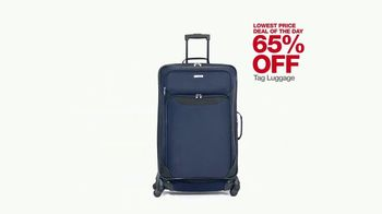 Macy's One Day Sale TV Spot, 'Cooking, Bedding and Luggage' - Thumbnail 8