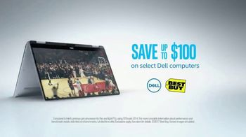 Intel TV Spot, 'Outdated Equipment: Dell' Feat. LeBron James, Jim Parsons - Thumbnail 6