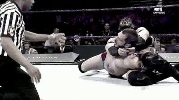 WWE Network TV Spot, '205 Live' [Spanish] - Thumbnail 4