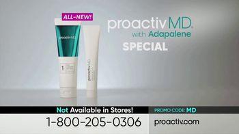 ProactivMD TV Spot, 'Adapalene: Promo Code' Featuring Julianne Hough - 496 commercial airings