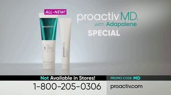 ProactivMD TV Spot, 'Adapalene: Promo Code' Featuring Julianne Hough - 496 commercial airings