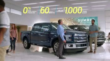 Ford Summer Sales Event TV Spot, 'Financing' Song by Owl City [T2] - Thumbnail 5