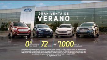 Ford Gran Venta de Verano TV Spot, 'Fuegos artificiales' [Spanish] [T2] - Thumbnail 8