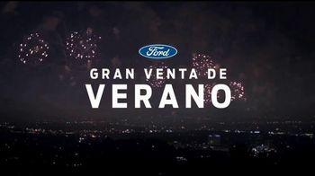 Ford Gran Venta de Verano TV Spot, 'Fuegos artificiales' [Spanish] [T2] - Thumbnail 1