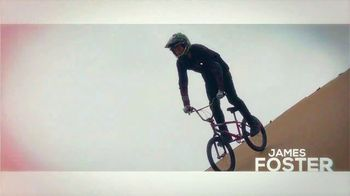 Hyper Bicycles TV Spot, 'Live as One' Featuring James Foster - Thumbnail 4