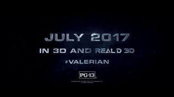 Lexus SKYJET TV Spot, 'Valerian and the City of a Thousand Planets' [T1] - Thumbnail 9