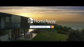 HomeAway TV Spot, \'Spending Time\'