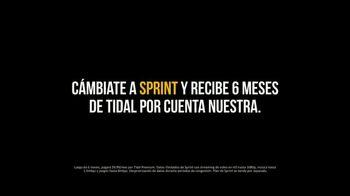 Sprint & TIDAL TV Spot, 'La experiencia musical ilimitada' [Spanish] - Thumbnail 8