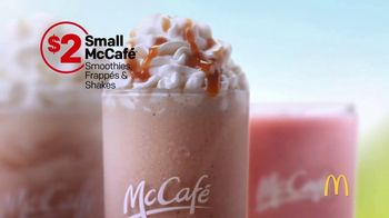McDonald's McCafé TV Spot, 'Stay Cool' - 1530 commercial airings