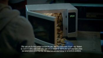 Totino's Pepperoni Pizza Rolls TV Spot, 'One More: Hulu Trial' - Thumbnail 3