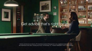 TD Ameritrade TV Spot, 'Green Room: The Right Advice' - Thumbnail 4