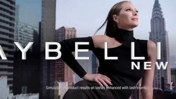 Maybelline New York Lash Sensational TV Spot, 'Layers of Lashes' - Thumbnail 1