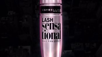 Maybelline New York Lash Sensational TV Spot, 'Layers of Lashes' - Thumbnail 3