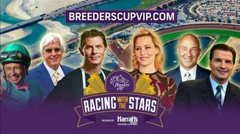 2017 Breeders' Cup Racing With the Stars VIP Sweepstakes TV Spot, 'Win' - 10 commercial airings