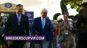 2017 Breeders' Cup Racing With the Stars VIP Sweepstakes TV Spot, 'Win' - Thumbnail 2