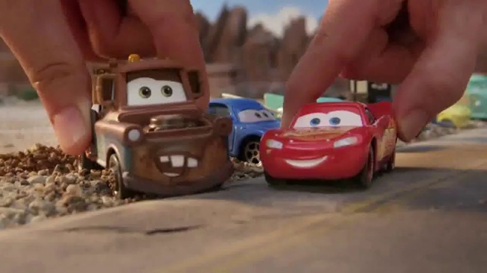 Disney Pixar Cars 3 Diecast Collection Tv Commercial Ready To Race