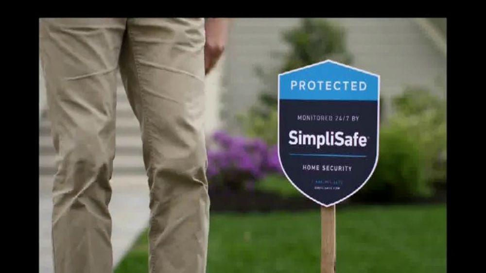 Simplisafe Tv Commercial Yard Sign Video