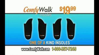 Comfy Walk Insoles TV Spot, 'Block the Shock' - Thumbnail 9