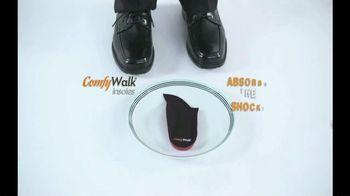 Comfy Walk Insoles TV Spot, 'Block the Shock' - Thumbnail 3