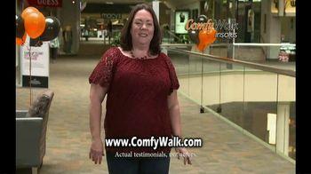 Comfy Walk Insoles TV Spot, 'Block the Shock' - Thumbnail 5