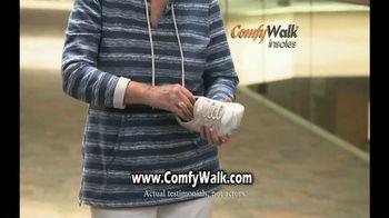 Comfy Walk Insoles TV Spot, 'Block the Shock' - Thumbnail 6