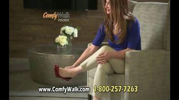 Comfy Walk Insoles TV Spot, 'Block the Shock' - Thumbnail 8