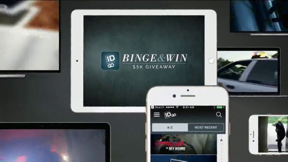 ID GO Binge & Win $5K Giveaway TV Commercial, \'It Pays to Watch ...