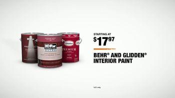 The Home Depot TV Spot, 'Color Match: Interior Paint' - Thumbnail 9
