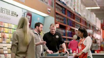The Home Depot TV Spot, 'Color Match: Interior Paint' - Thumbnail 4