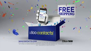 1-800 Contacts TV Spot, 'The Simple Life: Free Shipping' - Thumbnail 6