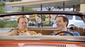 Sonic Drive-In Pretzel Dogs TV Spot, 'Baseball Vendor' - Thumbnail 2