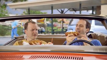 Sonic Drive-In Pretzel Dogs TV Spot, 'Baseball Vendor' - Thumbnail 6