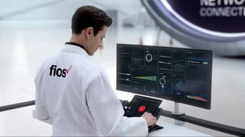 Fios Gigabit Connection TV Spot, 'Amazing Speeds' - Thumbnail 6