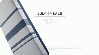 Mattress Firm July 4th Sale TV Spot, 'Serta iComfort TempTouch'