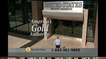 U.S. Money Reserve Gold American Eagle TV Spot, 'Gold Rush' - Thumbnail 8