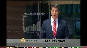 U.S. Money Reserve Gold American Eagle TV Spot, 'Gold Rush' - Thumbnail 2