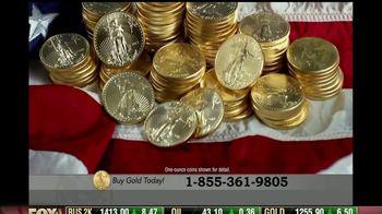U.S. Money Reserve Gold American Eagle TV Spot, 'Gold Rush' - Thumbnail 3